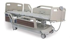 5 Motorlu Hasta Karyolası