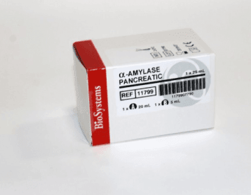 Biosystems Pancreatic Alpha Amylase Reagent