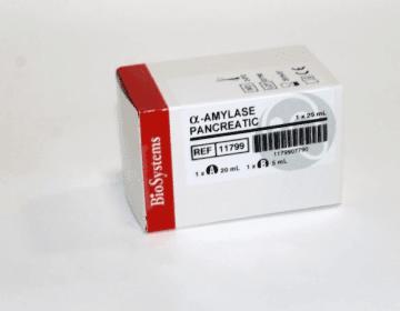 Biosystems Pancreatic Alpha Amylase Reagent