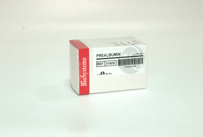 Biosystems Prealbumin Reagent