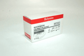 Biosystems Reagent Serum Calibrator 5 ml
