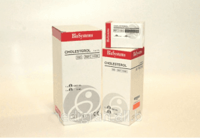 Biosystems reagent Cholesterol