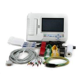 6 Kanallı EKG Cihazı