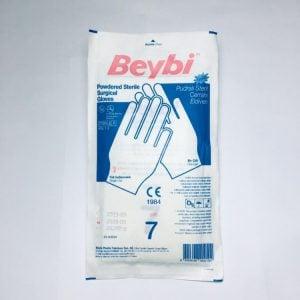 Beybi Gold Steril Cerrahi Eldiven 7