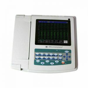 12 Kanallı Yorumlu EKG Cihazı