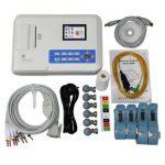 3 Kanallı Yorumlu EKG Cihazı