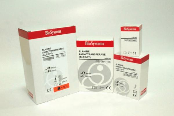 Biosystems Alaninaminotransferaz ALT GPT