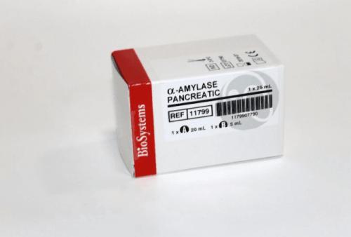 Biosystems Pancreatic Alpha Amylase
