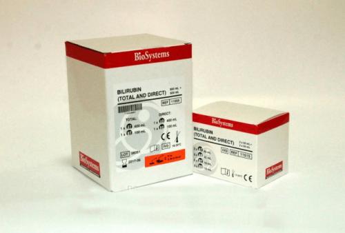 Biosystems Bilirubin Total And Direct