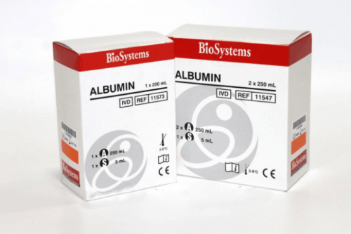 Biosystems Albumin Reagent