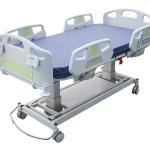 Dort Motorlu Tartılı Hasta Karyolasi S5545N2