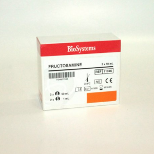 Biosystems Fruktozamin Reagent