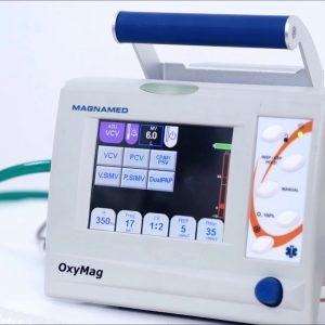 Oxymag Transport Ventilatör Cihazı