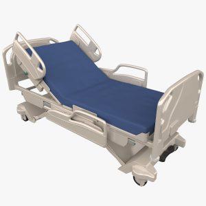 Yoğun Bakım Hasta Yatağı