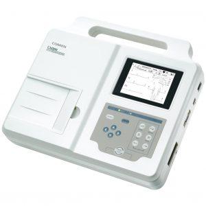 Comen CM300 3 Kanallı Yorumlu EKG Cihazı